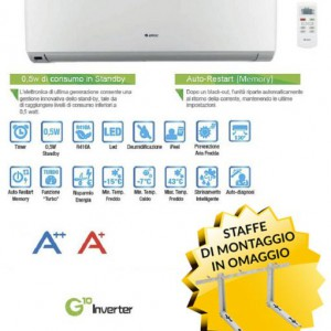 Climatizzatore-inverter-mono-12000-btu-FLAT-Gree-by-ARGO-condizi-original-2390-816
