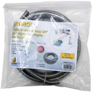 KIT-ACQUA-tubo-flessibile-3-4-acciaio-inox-con-4-raccordi-FEMMIN-original-2546-282